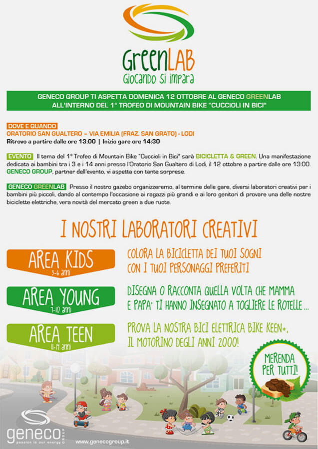 Evento Greenlab
